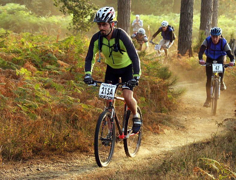 Mountain-Bike-Racing
