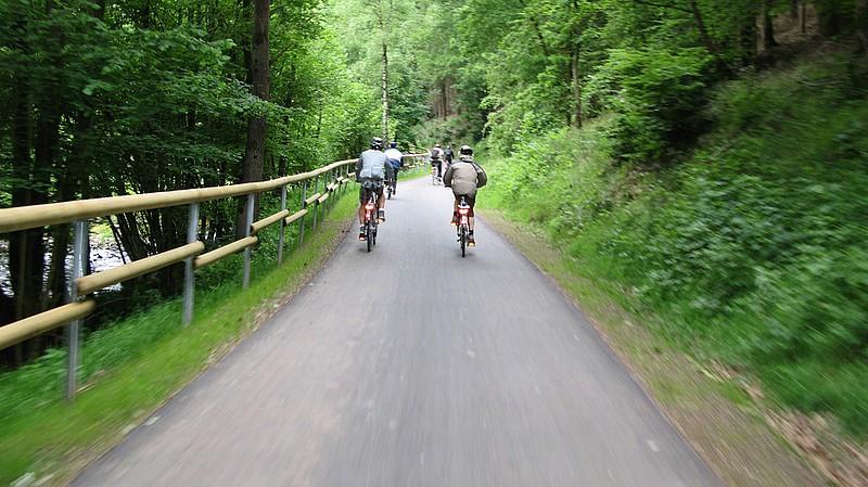 Hochwald-Radweg